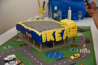 Great Architectural Bake-Off New York - Photo 4 of 7 - MADE NYC's IKEA Red Hook