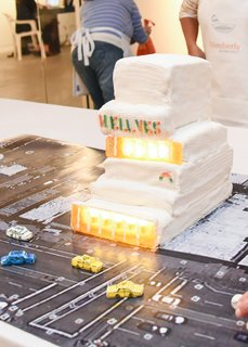 Great Architectural Bake-Off New York - Photo 3 of 7 - The New Museum constructed by Wimberly Interiors