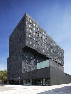 Archtober Itinerary: Benjamin Prosky, Assoc. AIA - Photo 2 of 3 - Sugar Hill Housing designed by David Adjaye
