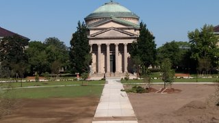 Archtober Itinerary: Benjamin Prosky, Assoc. AIA - Photo 3 of 3 - Gould Memorial Library, Bronx Community College, designed by Stanford White (1899)