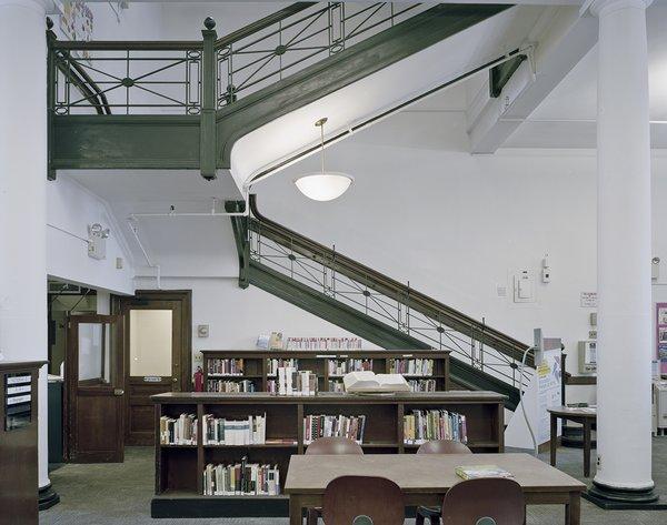 Manhattan's 125th Street Branch Library.