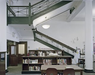 5 Questions With Elizabeth Felicella - Photo 2 of 3 - Manhattan's 125th Street Branch Library.