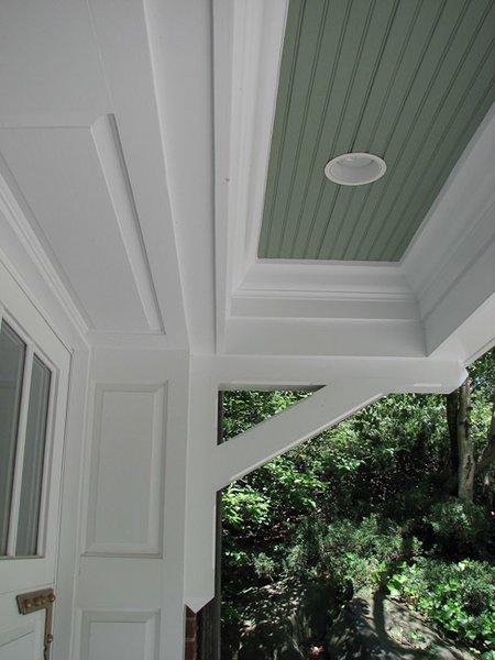 Garage Detail Photo 2 of House One Garage modern home