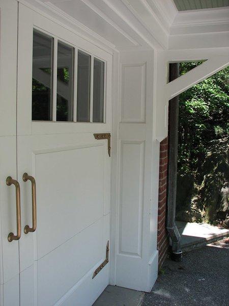 Garage Detail Photo 3 of House One Garage modern home