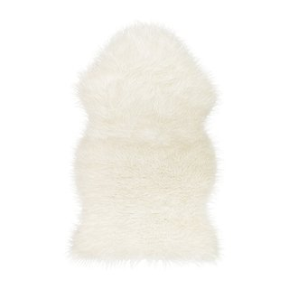 How to Decorate Your Dining Room at Every Decade - Photo 4 of 19 - IKEA Sheepskin ($15)