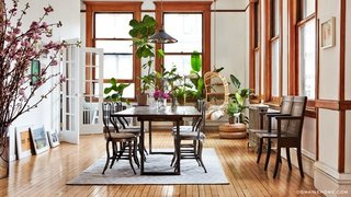 How to Decorate Your Dining Room at Every Decade - Photo 8 of 19 -
