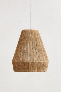 Inside the Modern Nantucket Home of an Architect - Photo 12 of 30 - Anthropologie Bungalow Pendant ($198)
