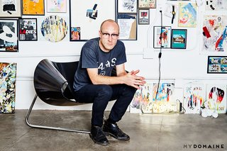 Artist in Residence: Inside Cold War Kids' Matt Maust's L.A. Studio - Photo 1 of 28 -