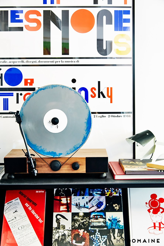 Photo 9 of 29 in Artist in Residence: Inside Cold War Kids' Matt Maust's L.A. Studio