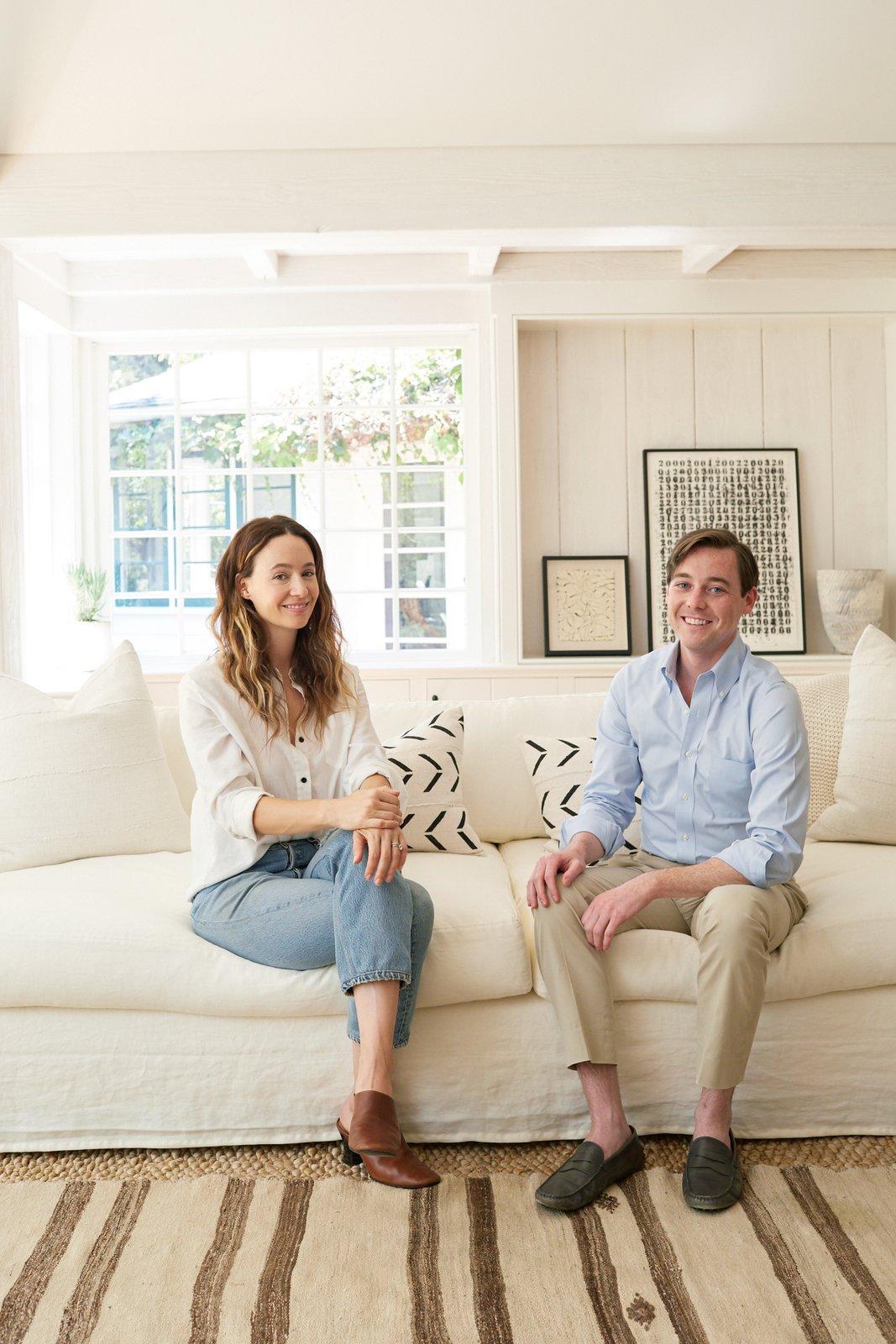 Photo 8 of 21 in Inside Jenni Kayne's Stunning Living Room Makeover