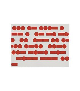 Claudia Parducci Morse Code piece (price on request)