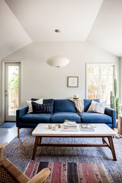 Inside a Hip Austin Apartment With Moody Vibes - Photo 1 of 8 -