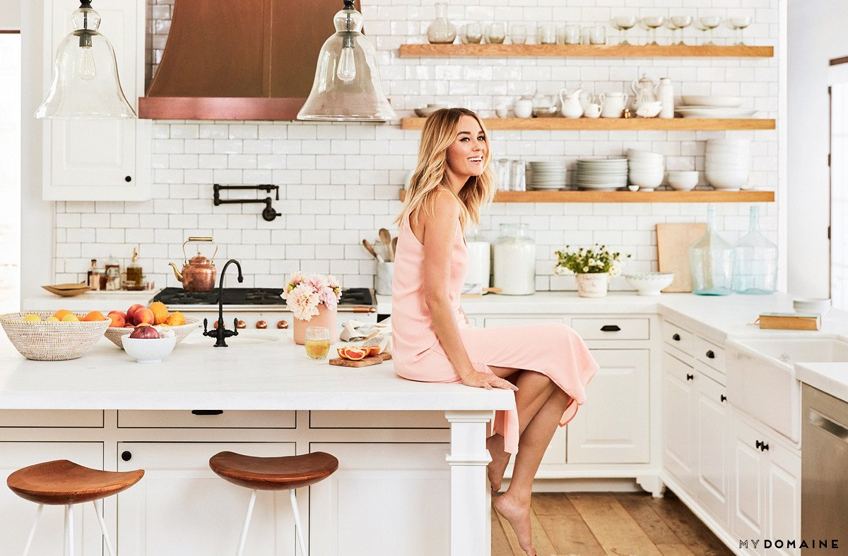 Tour Lauren Conrad's Elegant, Light-Filled Home in the Pacific Palisades - Photo 2 of 24