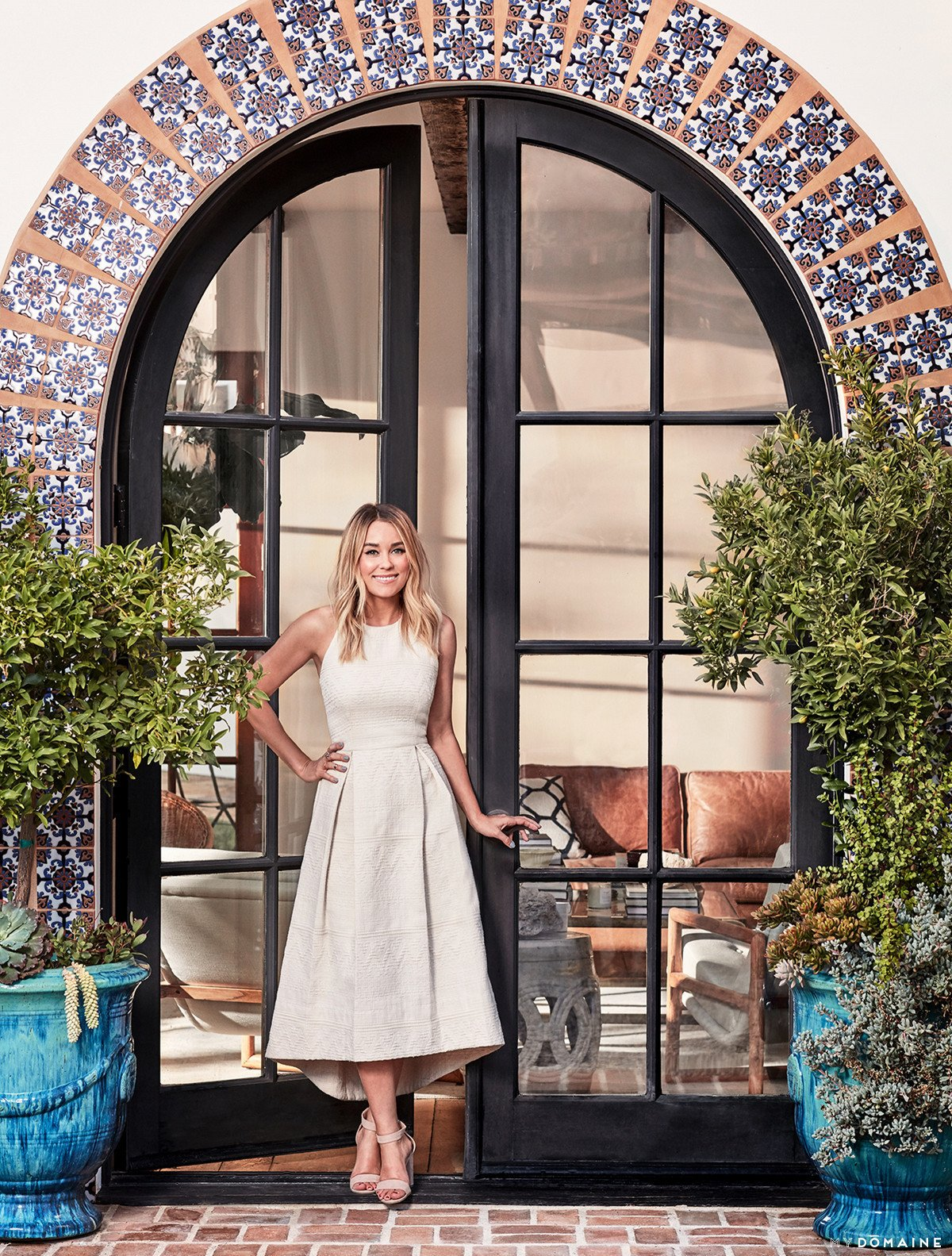 Photo 24 of 24 in Tour Lauren Conrad's Elegant, Light-Filled Home in the Pacific Palisades