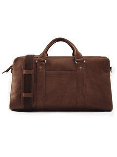 PSA: Montreal Is Just 6 Hours North of New York (And It's Pretty Great) - Photo 22 of 27 - Frank & Oak Italian Leather Weekender ($425)