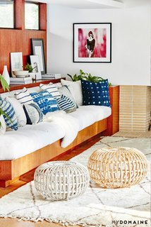 Inside Fitness Mogul Lorna Jane's Elegant L.A. Retreat - Photo 1 of 29 - Cover photo by Jenna Peffley for MyDomaine; Styling by Kate Martindale; Design by TwoFold LA