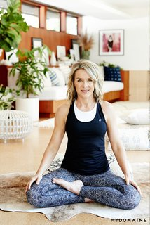 Inside Fitness Mogul Lorna Jane's Elegant L.A. Retreat - Photo 15 of 29 - Cover photo by Jenna Peffley for MyDomaine; Styling by Kate Martindale; Design by TwoFold LA