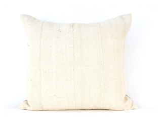 Inside Fitness Mogul Lorna Jane's Elegant L.A. Retreat - Photo 24 of 29 - Amber Interiors Ivory Throw Pillow ($185)