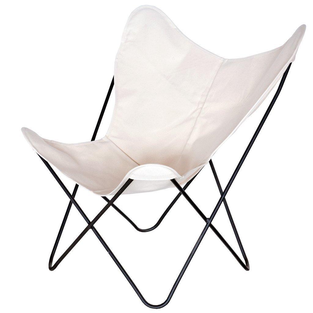 Steele Butterfly Sling Chair ($275)  Photo 29 of 30 in Inside Fitness Mogul Lorna Jane's Elegant L.A. Retreat