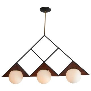 The New Shared Workspace We All Want to Move Into - Photo 2 of 14 - Stilnovo Geometric Pendant (price upon request)