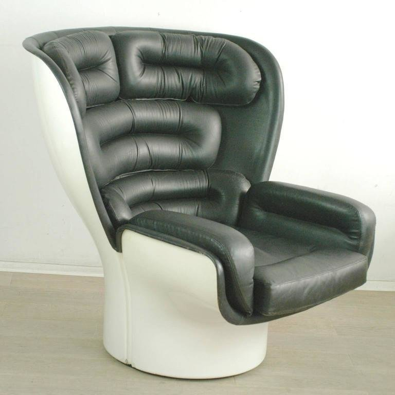 Joe Colombo Elda Chair ($6768)  Photo 5 of 15 in The New Shared Workspace We All Want to Move Into