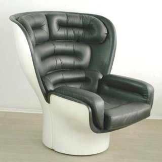 The New Shared Workspace We All Want to Move Into - Photo 4 of 14 - Joe Colombo Elda Chair ($6768)