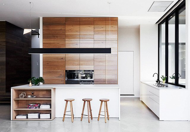 Photo by Lisa Cohen, Design by Robson Rak Architects  Photo 1 of 22 in The Chicest Kitchens on the Internet This Year
