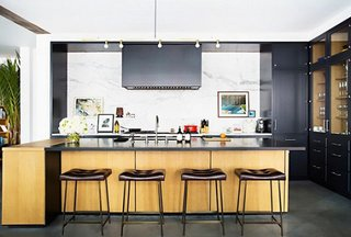 The Chicest Kitchens on the Internet This Year - Photo 3 of 22 - Photo by Brittany Ambridge, Design by Gachot Studios