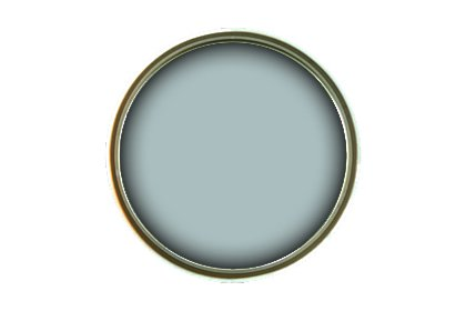 Farrow & Ball Lulworth Blue ($99)  Photo 10 of 22 in The Chicest Kitchens on the Internet This Year