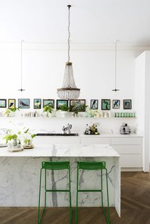 The Chicest Kitchens on the Internet This Year - Photo 15 of 22 - Photo Courtesy of JJ Locations