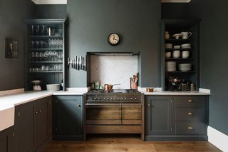 The Chicest Kitchens on the Internet This Year - Photo 13 of 22 - Photo Courtesy of DeVol Kitchens
