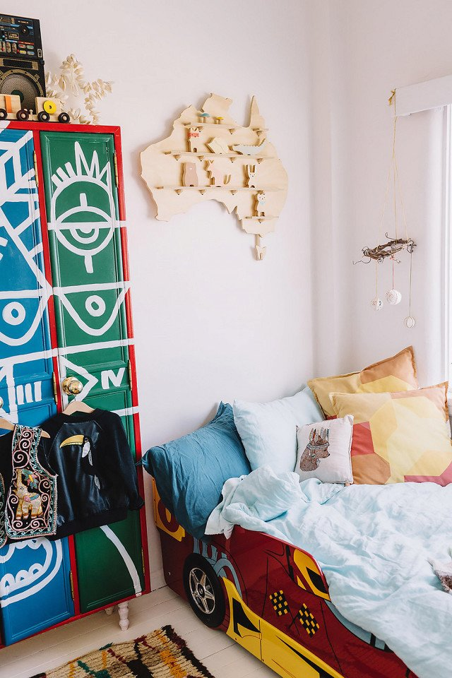 Photo 15 of 19 in This Is How an Aussie Model Decorates a Family Home—and It's So Cool