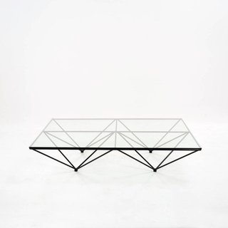 The #1 Small-Space Hack New Yorkers Swear By - Photo 6 of 16 - B&B Italia Paolo Piva Alanda Coffee Table ($1971)