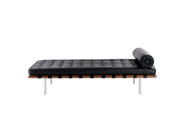The #1 Small-Space Hack New Yorkers Swear By - Photo 4 of 16 - Knoll Barcelona Couch ($9772)