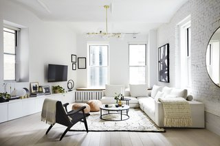 Tour an Insanely Stylish NYC Loft With Major Scandinavian Vibes - Photo 1 of 19 -