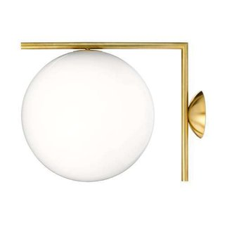 Tour an Insanely Stylish NYC Loft With Major Scandinavian Vibes - Photo 16 of 19 - Flos IC C/W Wall Light ($495)