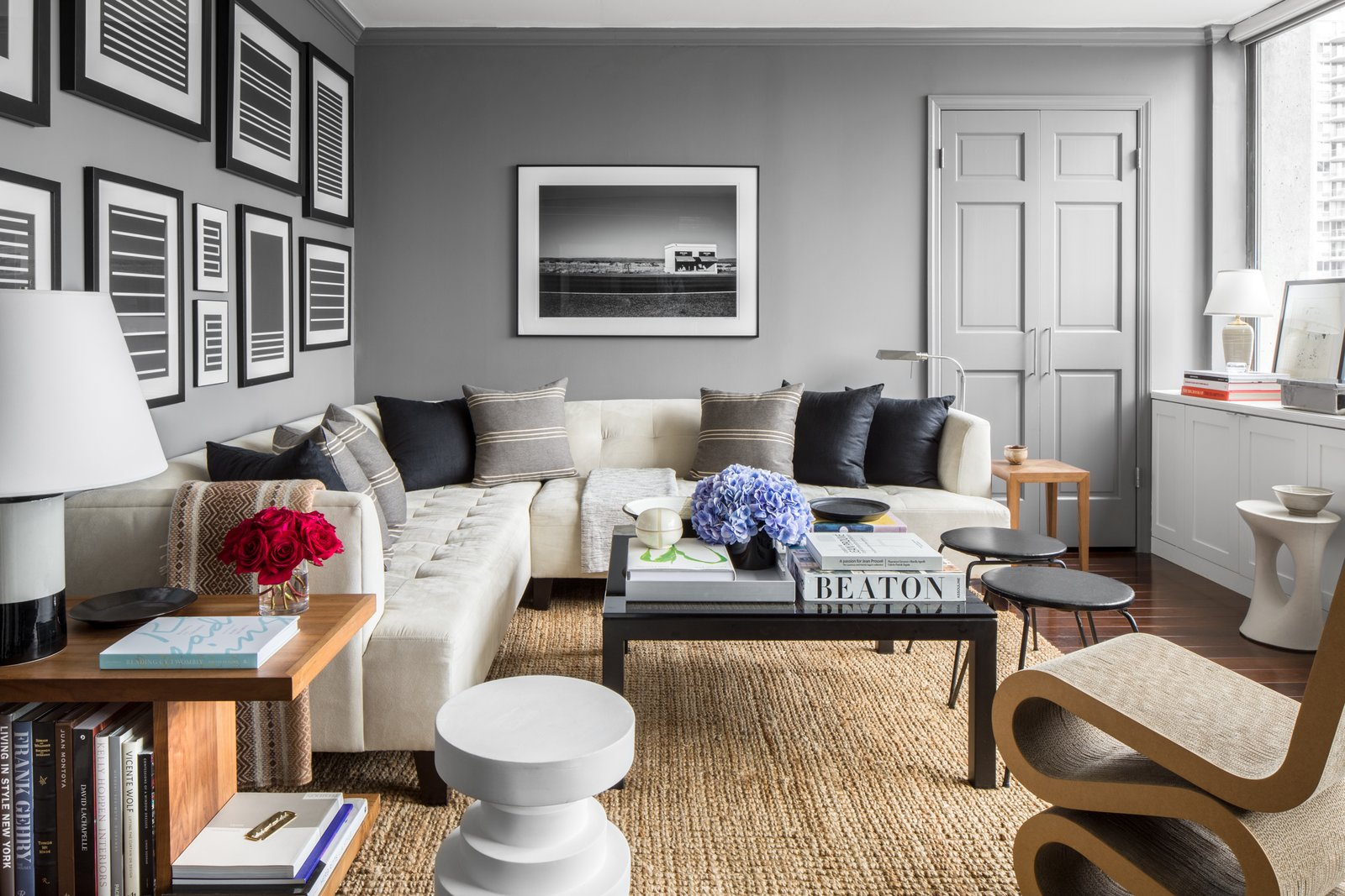Photo 5 of 7 in This Is How an Interior Designer Transformed Her Manhattan Office—We Want In