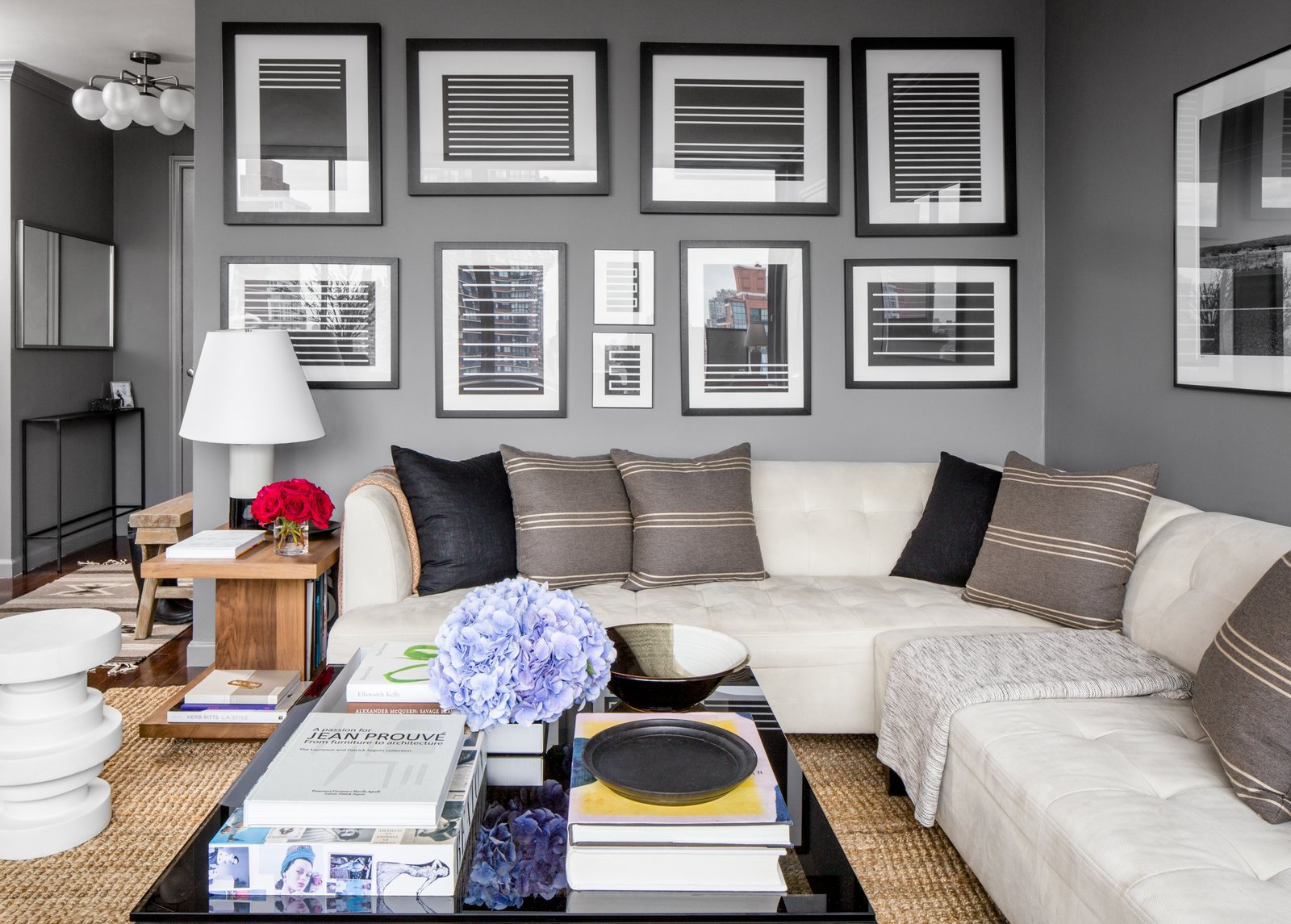 Photo 3 of 7 in This Is How an Interior Designer Transformed Her Manhattan Office—We Want In