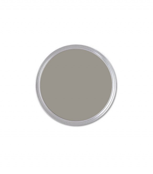 Benjamin Moore Galveston Gray Sample ($7)  Photo 11 of 23 in What's the Best Color to Paint Your Front Door? Your Guide to Finding The One