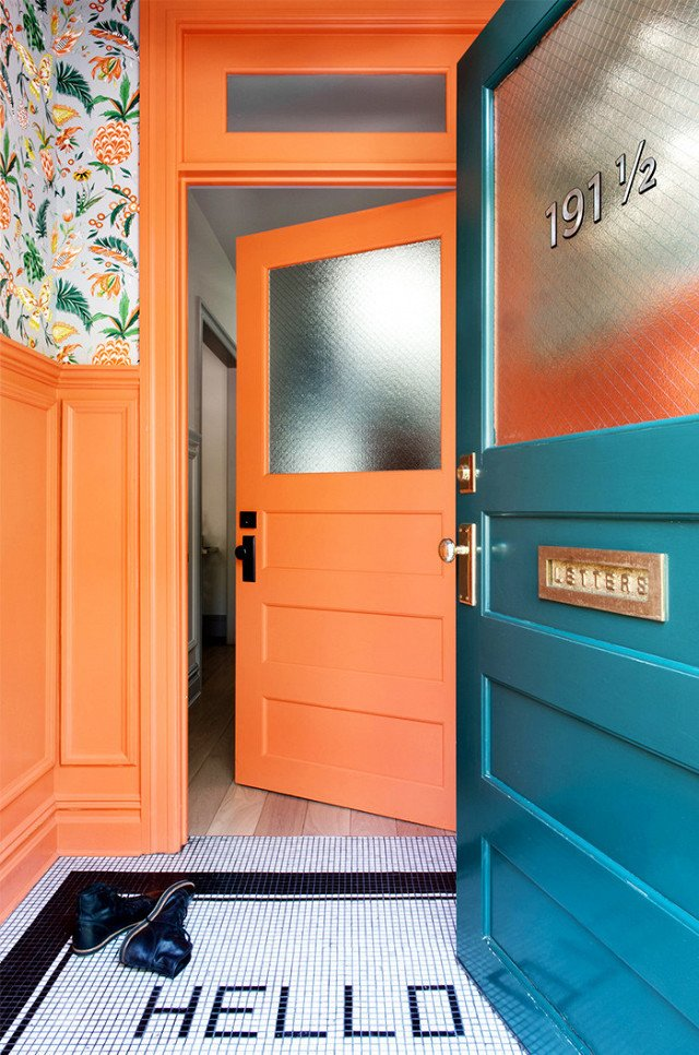 What's the Best Color to Paint Your Front Door? Your Guide to Finding The One - Photo 14 of 23