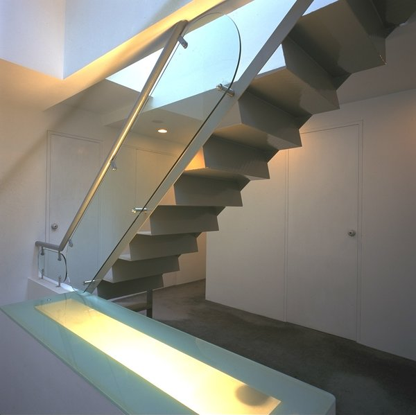 Stairs Photo 14 of Casa Lila modern home