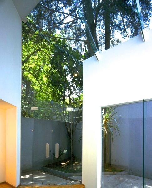 Living room split level Photo 15 of Casa Lila modern home