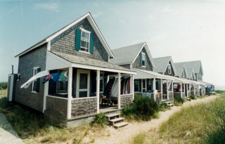 A Restorative Getaway from the City - Photo 1 of 13 - The Inspiration: Corn Hill Cottages in Truro, Cape Cod