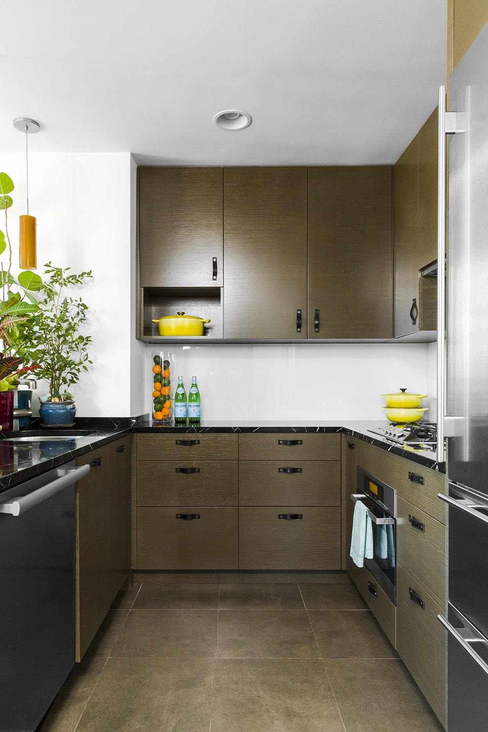 Tagged: Kitchen and Wood Cabinet.  Heavy Metal by James Wagman Architect