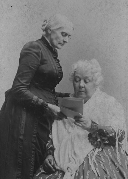the destructive male essay by elizabeth cady stanton