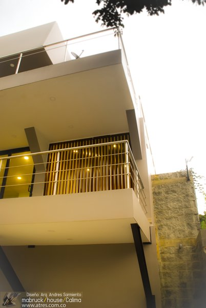 Modern home with outdoor. Photo  of Mabruck House- Calima