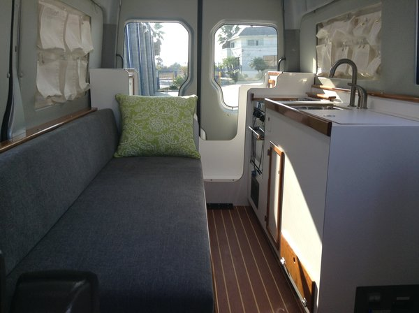 Photo 4 of The Farr Family Sprinter Van modern home