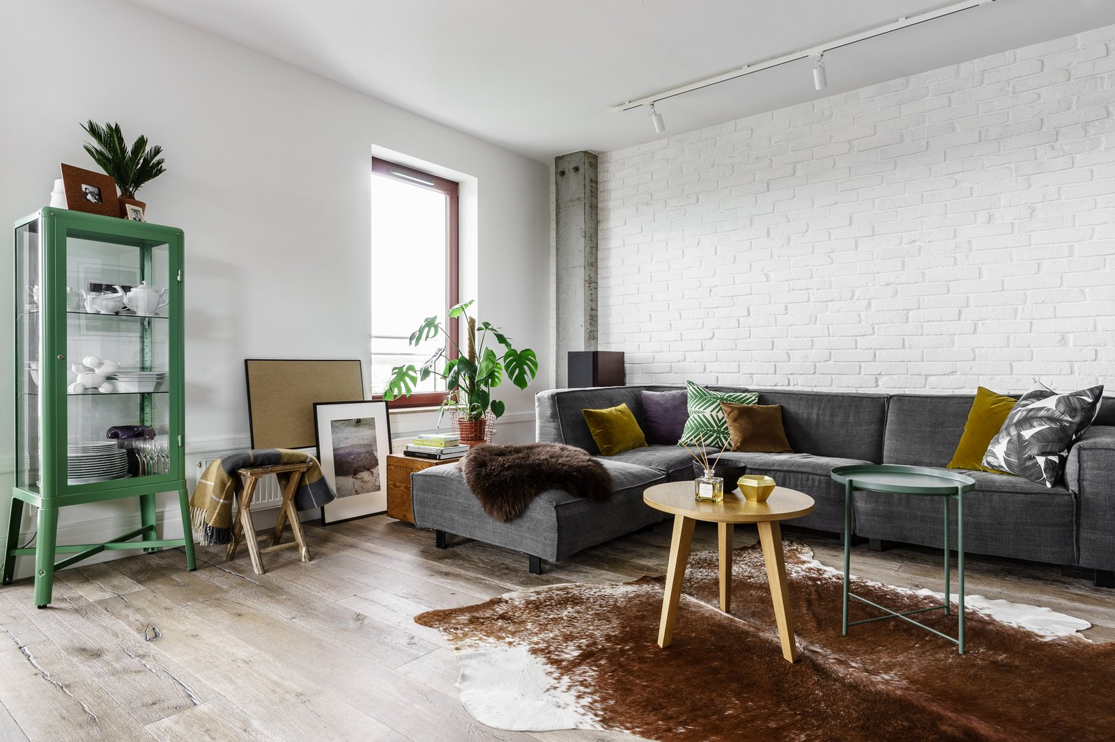 Loft in Poland by Lucyna Kołodziejska | INTERIORS FACTORY