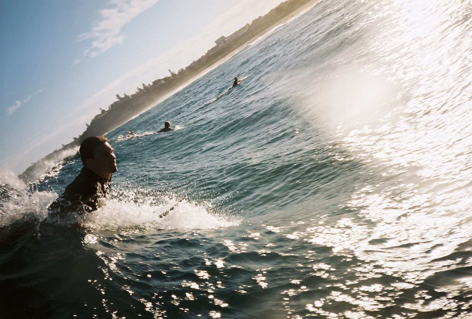 """""""Stoking out surfers — that's why I do it."""""""