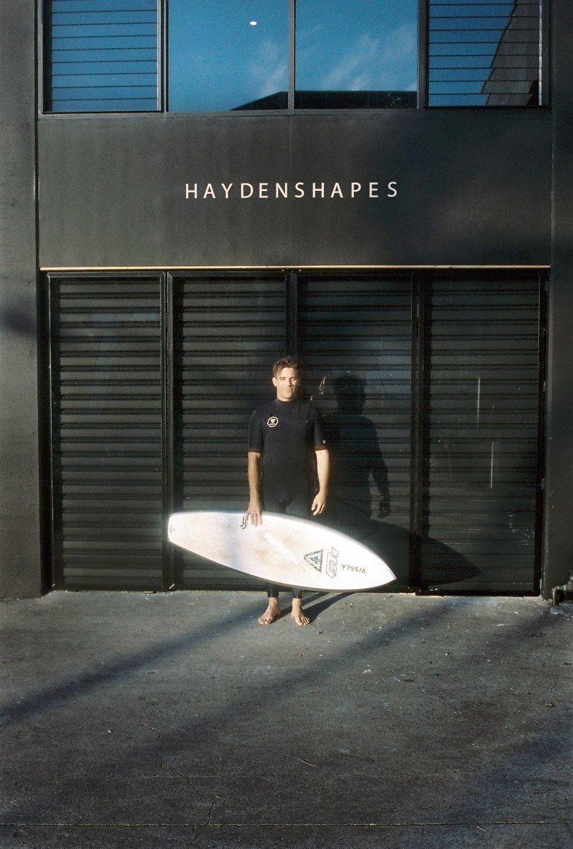 Photo 11 of 21 in How Hayden Cox's high-tech surfboards are shaking up the industry